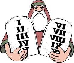 Ten Commandment Ethics